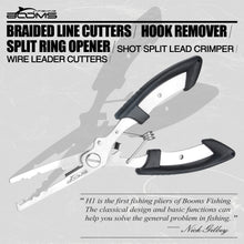Load image into Gallery viewer, H01 Fishing Pliers Fish Grip Tool Set