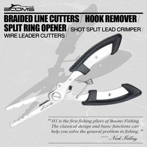 H01 Fishing Pliers Fish Grip Tool Set