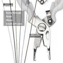 Load image into Gallery viewer, H02 mini Split Ring Pliers Scissors