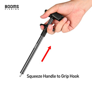 Booms Fishing R02 Hook Remover Squeeze-Out Fish Hook Tools