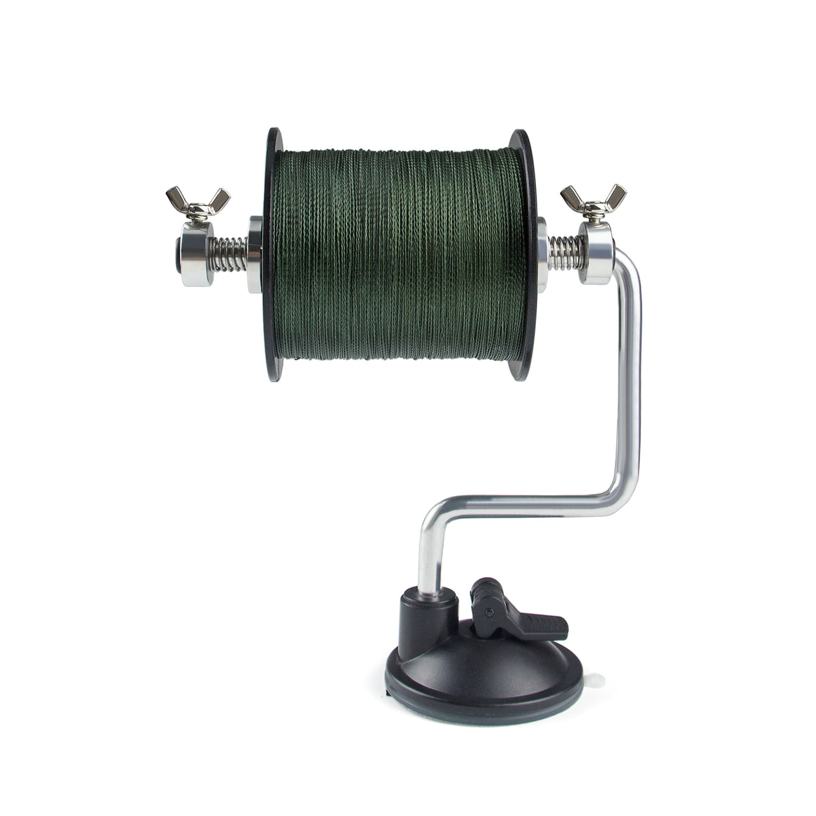 LR1 Line Spooler Adjustable for Varying Spool Sizes