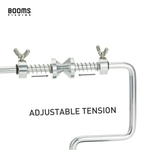 Booms Fishing LR1 Line Spooler Adjustable for Varying Spool Sizes - Booms Fishing Offical