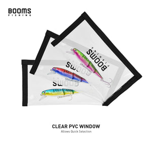 LW1 Clear View Lure Wraps