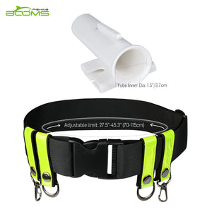 V02 Waist Rod Holder Belt