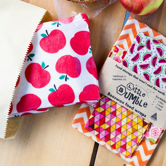 Beeswax Wraps - INDIVIDUAL