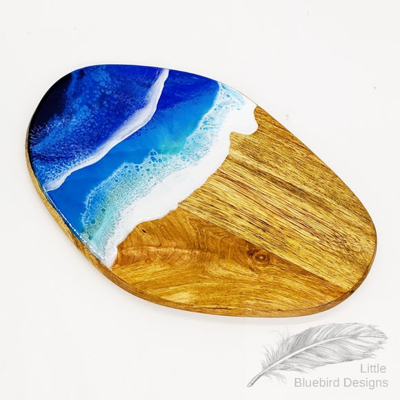MINI Serving Board (Ocean Design)