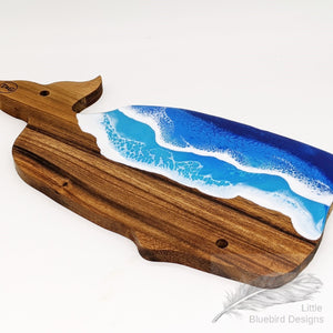 Whale Serving Board