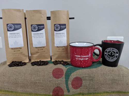 Onix Coffee Flight (3 x 8oz different roasts)