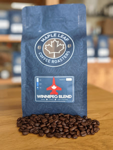 Winnipeg Blend (Dark Roast)