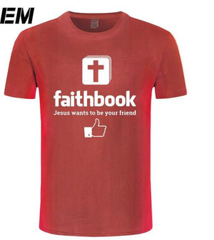 Faithbook T Shirt
