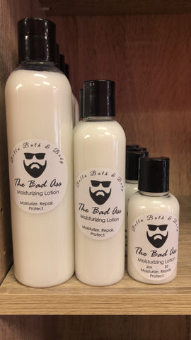 Bad Ass Lotion