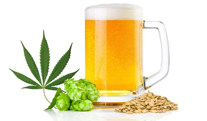 Wine, Beer, Spirits & Cannabis...