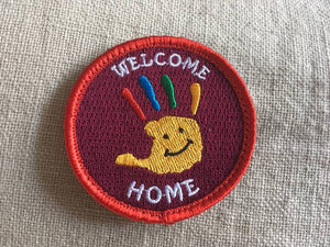 Welcome Home Patch