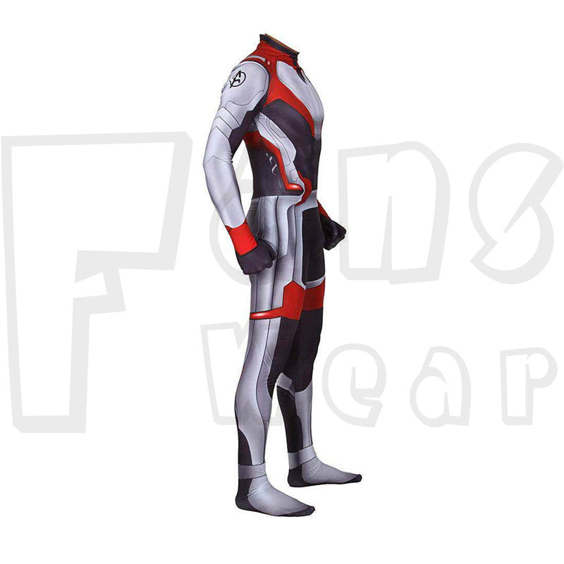 ENDGAME BATTLE SUIT - SUPERHERO UNISEX COSPLAY SUIT