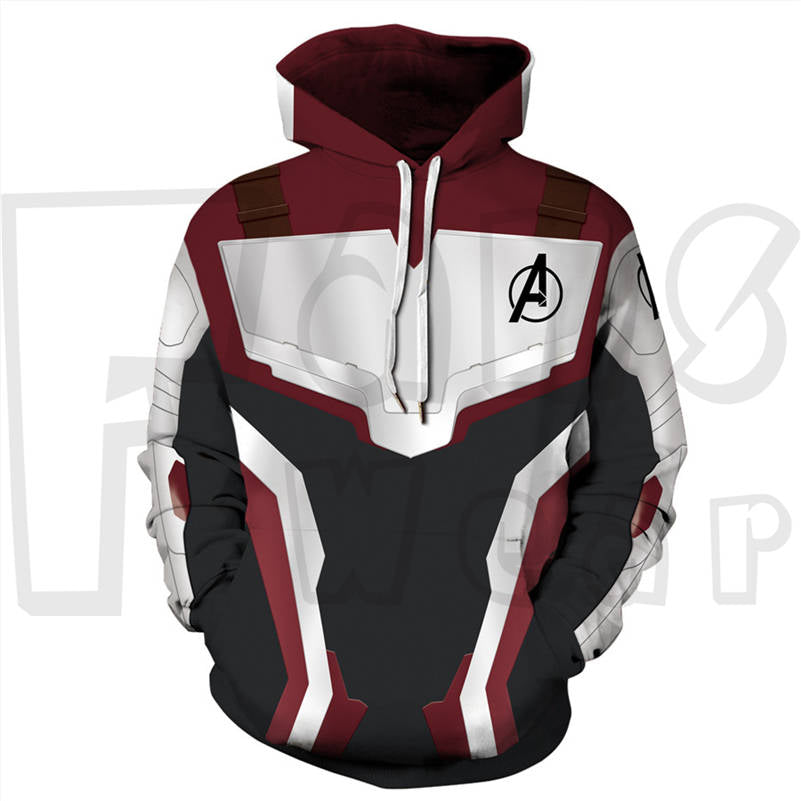 The Avengers Endgame Unisex Pullover Sweatshirt Children Hoodie