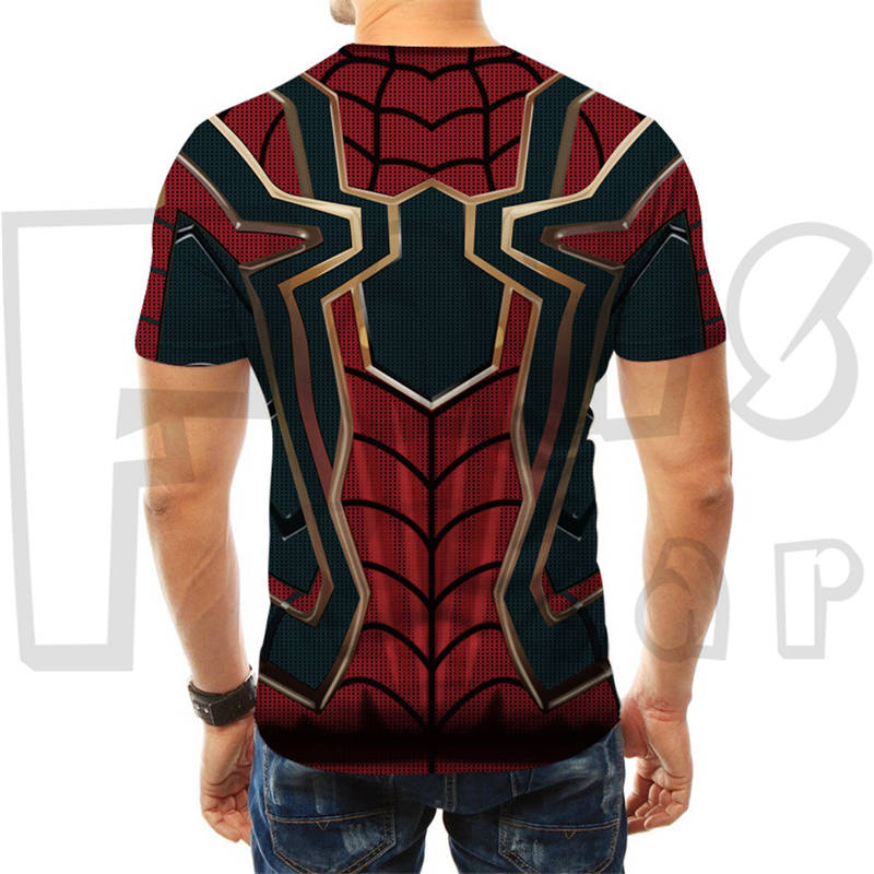 Heroes Assamble - Iron Spider Unisex T-shirt