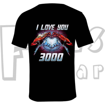 I LOVE YOU 3000 - FATHER'S LOVE Unisex Pullover Hoodie