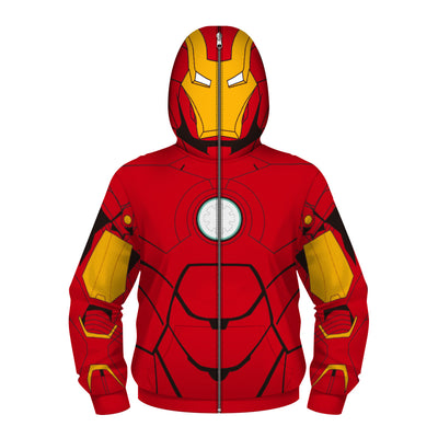 Superhero Hoodies -  Marvel Children Zip Up Hoodie