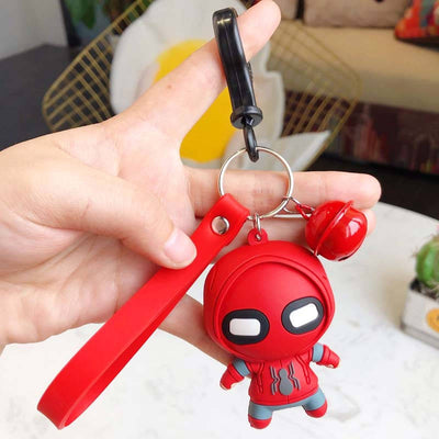 Superhero Fans Accessories - Spiderman 4 Keychain