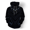 Black Panther - Unisex 3d Pullover Hoodie