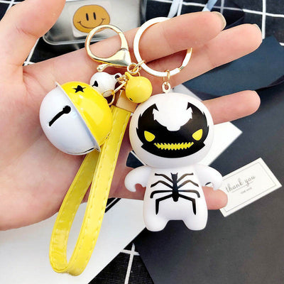 Superhero Fans Accessories - Venmous Spidey Keychain