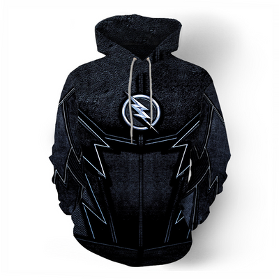The Flash - Unisex Pullover Hoodie