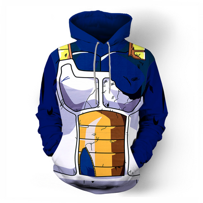 Iron Man- Man 3d Printed Pullover Hoodie
