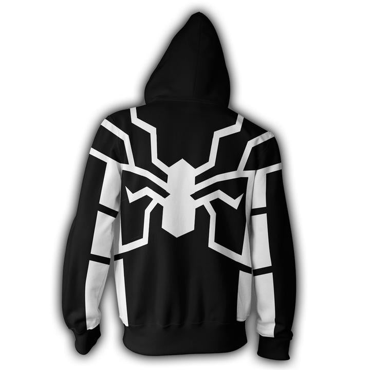 Marvel Spider Man - Red Spidey Sweatshirt Unisex Jacket