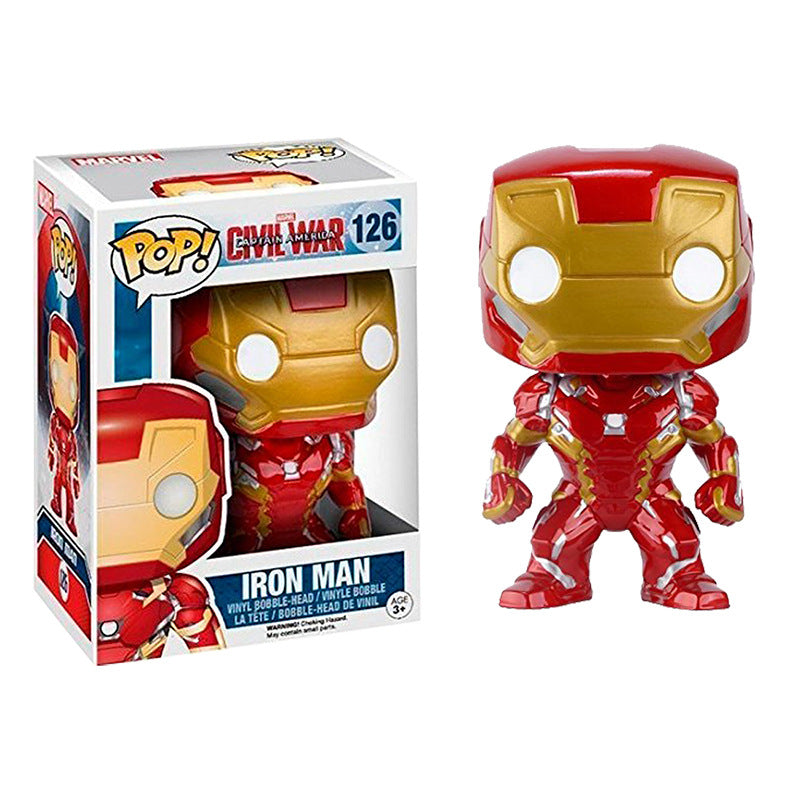 Marvel Infinite war - The Avengers Heroes Mini Figure