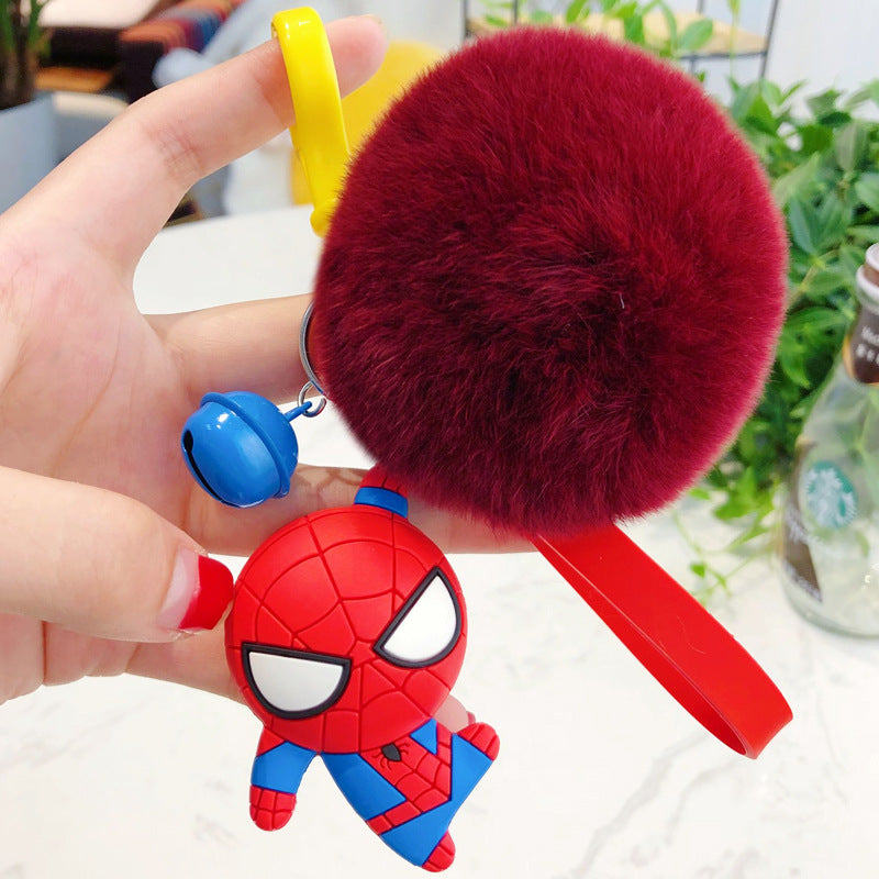 Superhero Fans Accessories - Spiderman 4 Keychain -2