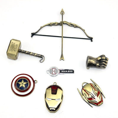 Marvel Infinite war - The Avengers Jewelry Set