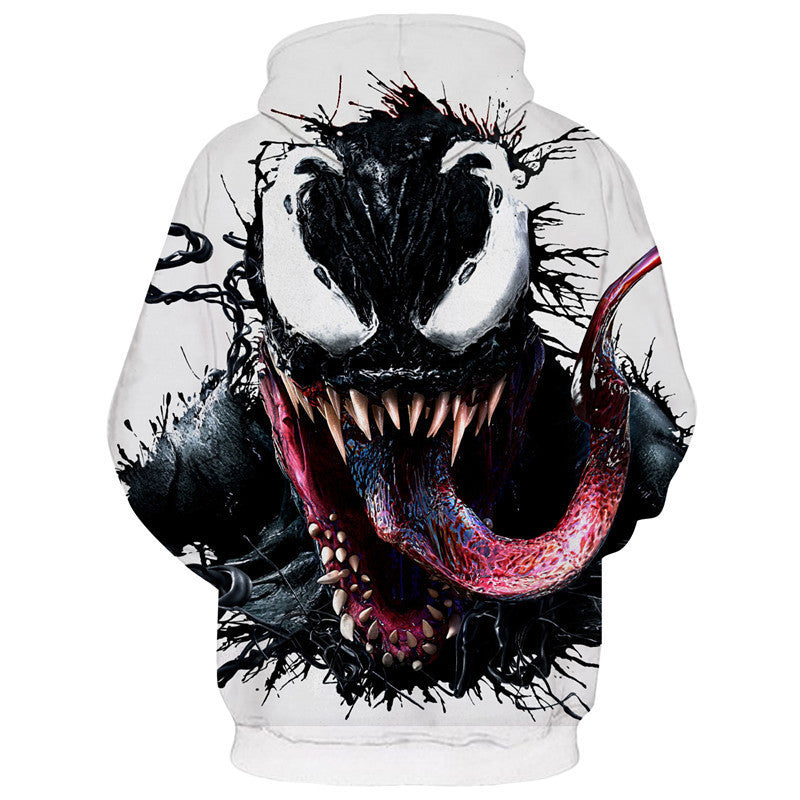 Marvel - Man Fashion Venom 3d Printed Hoodie