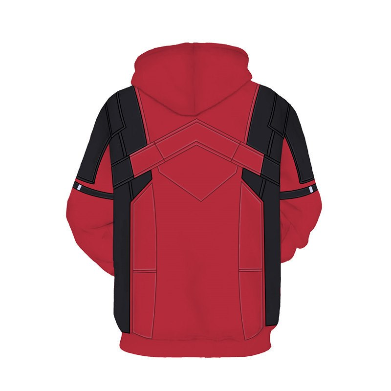 Deadpool Hoodies - Ultimate Fighting Mercenary Deadpool Hoodie
