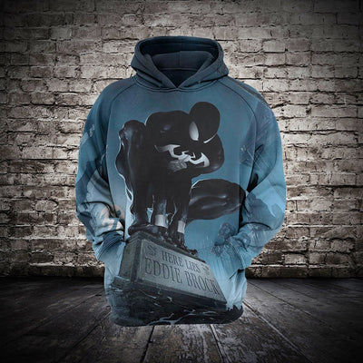 Marvel Venom Mens 3D Printed Hoodies for Movie