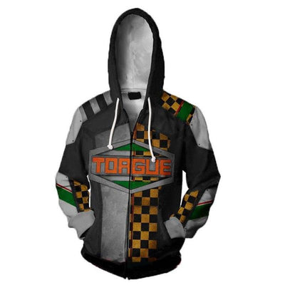 Gaming The Witcher 3 Cosplay Hooded Sweatshirts