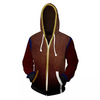 Anime Gaming Hoodies - Dying Light 2 Unisex Pullover Zip Up Hoodie