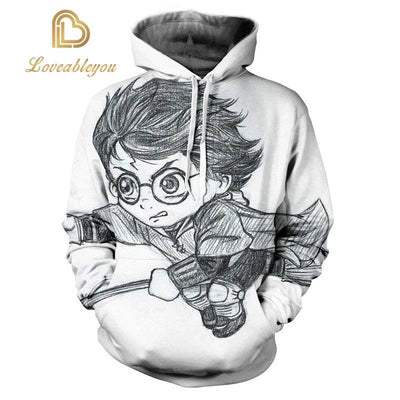 The Wizardry - Magic Boy Unisex Pullover Hoodie
