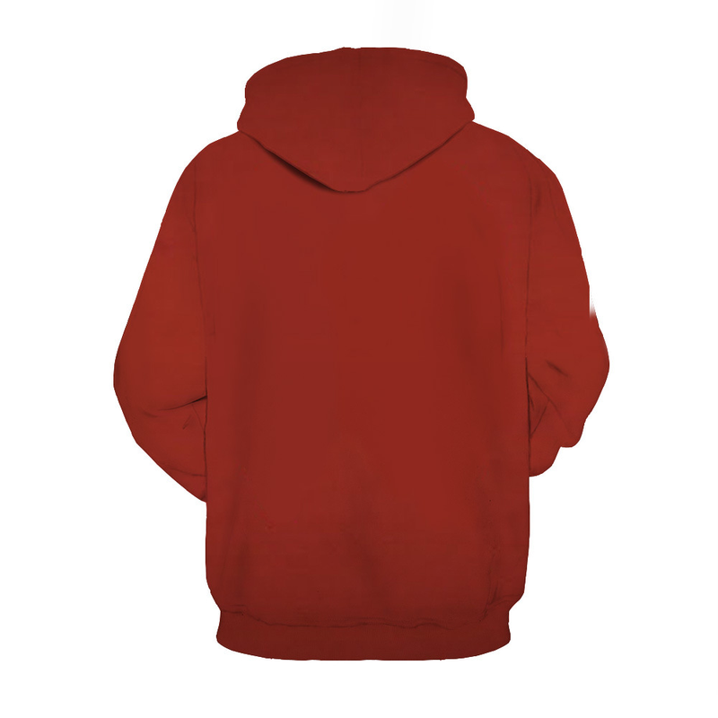 Deadpool- Man Fashion 3d Printed Hoodie