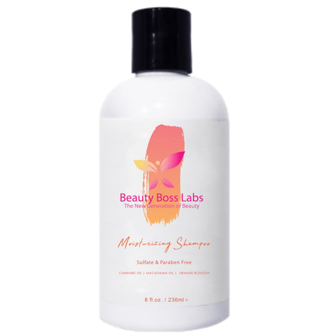 Beauty Boss Labs Moisturizing Shampoo