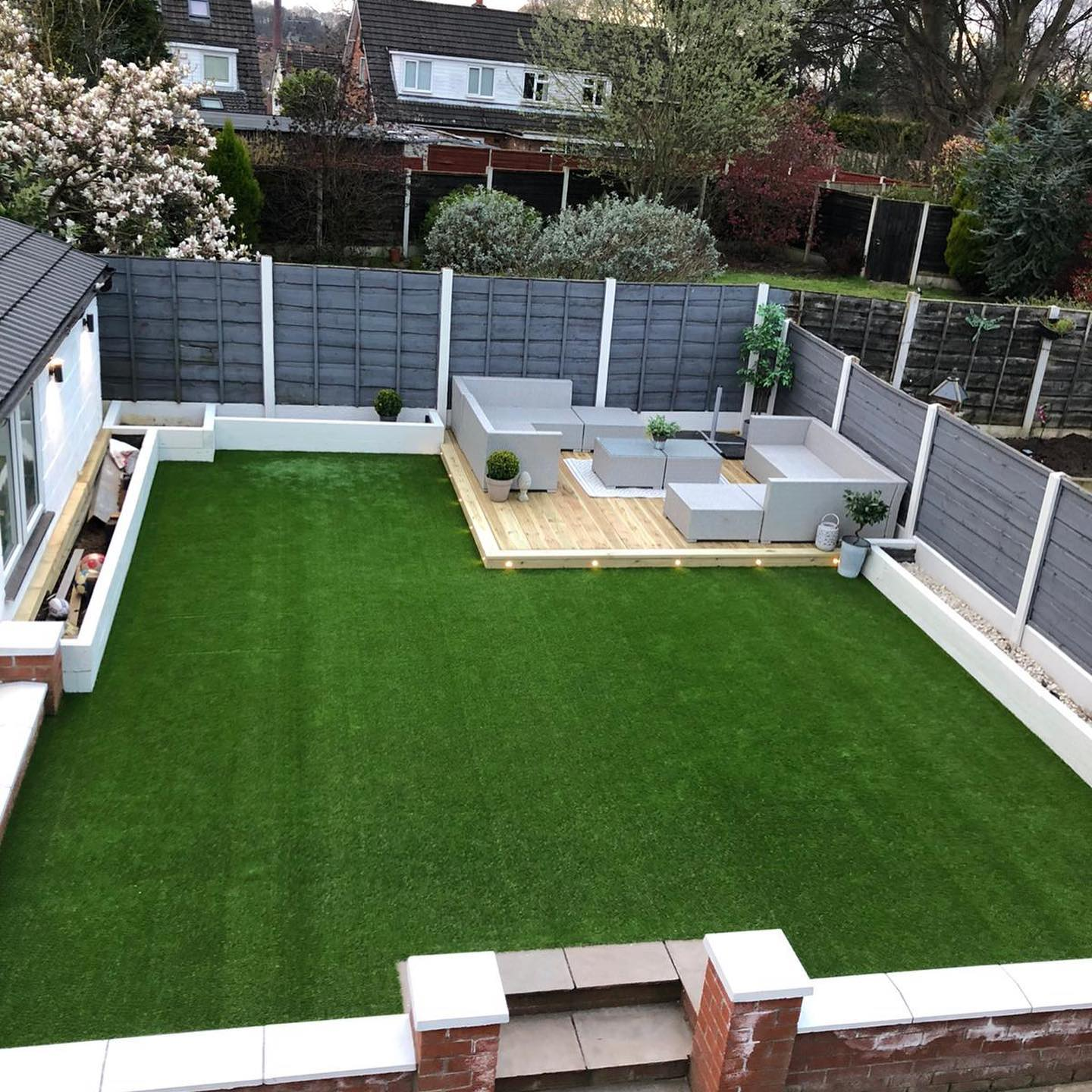 PCRS - BF Artificial Lawns and Landscapes