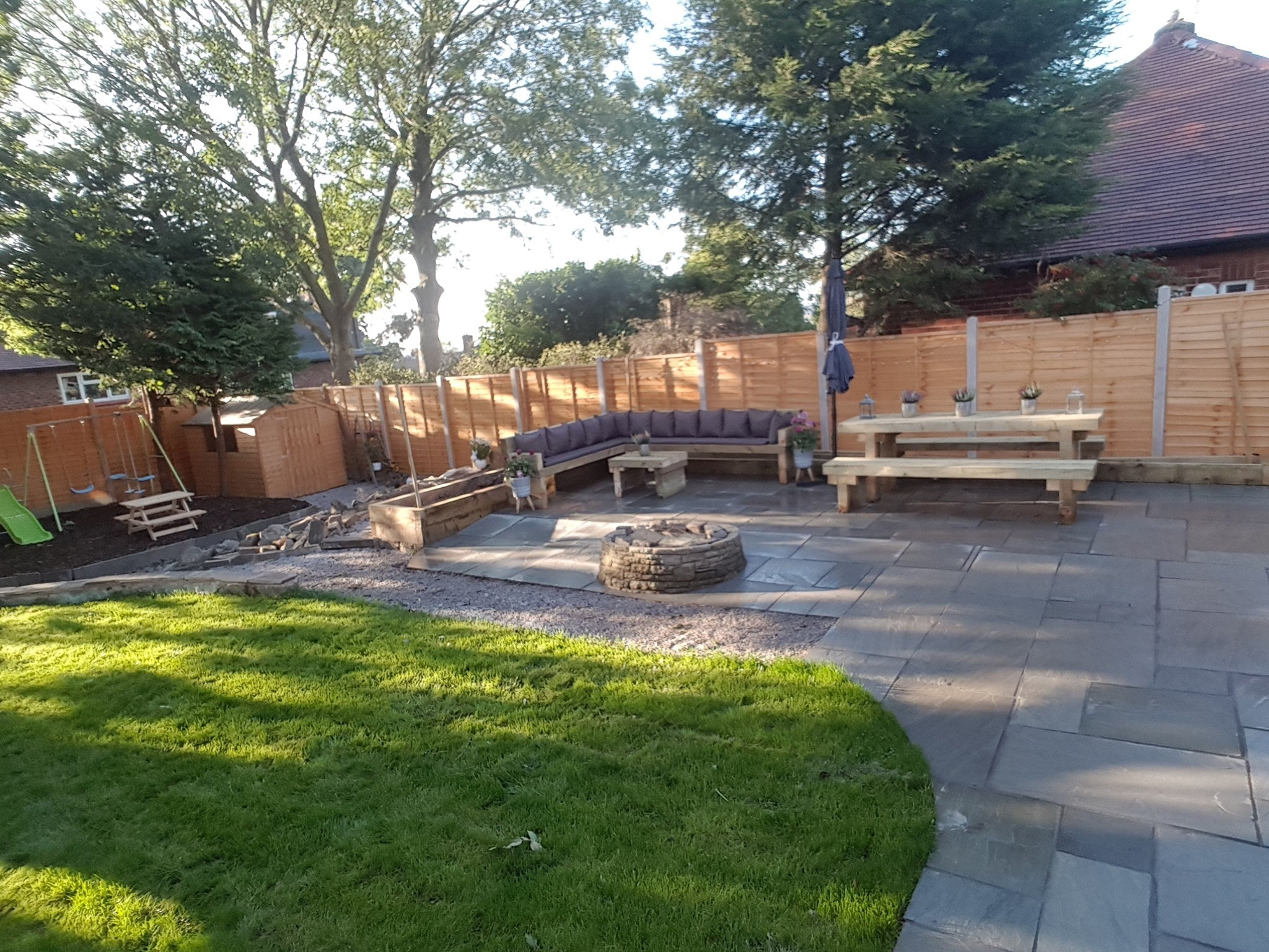 PCRS - Cheshire Bespoke Garden and Property Services