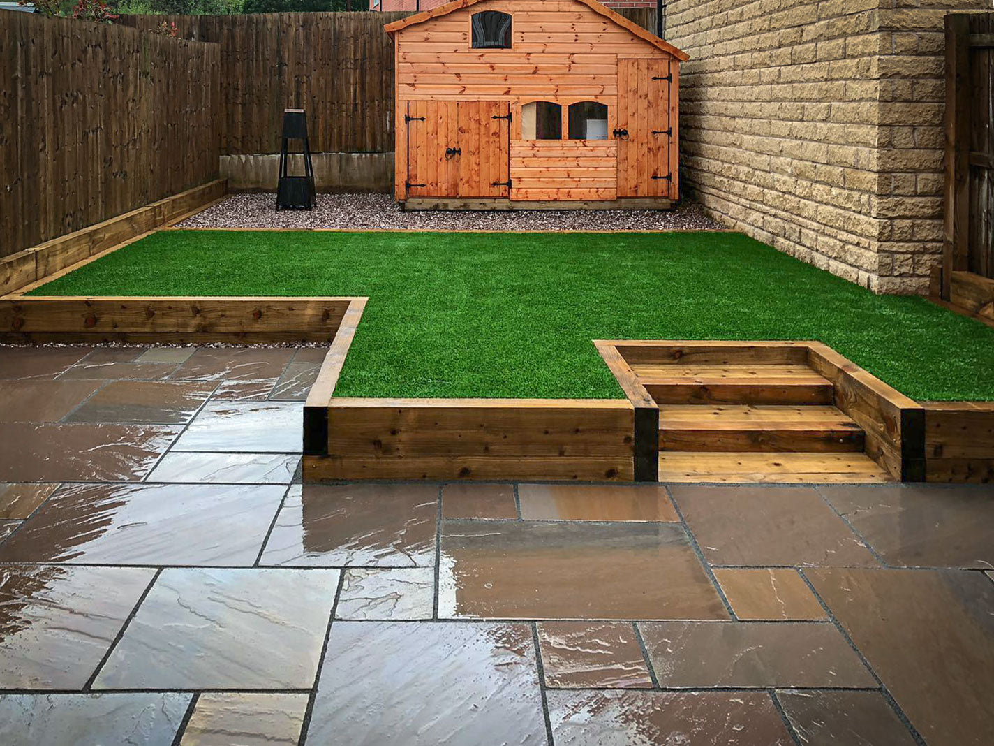 PCRS - Tidy Turf Artificial Grass & Landscaping