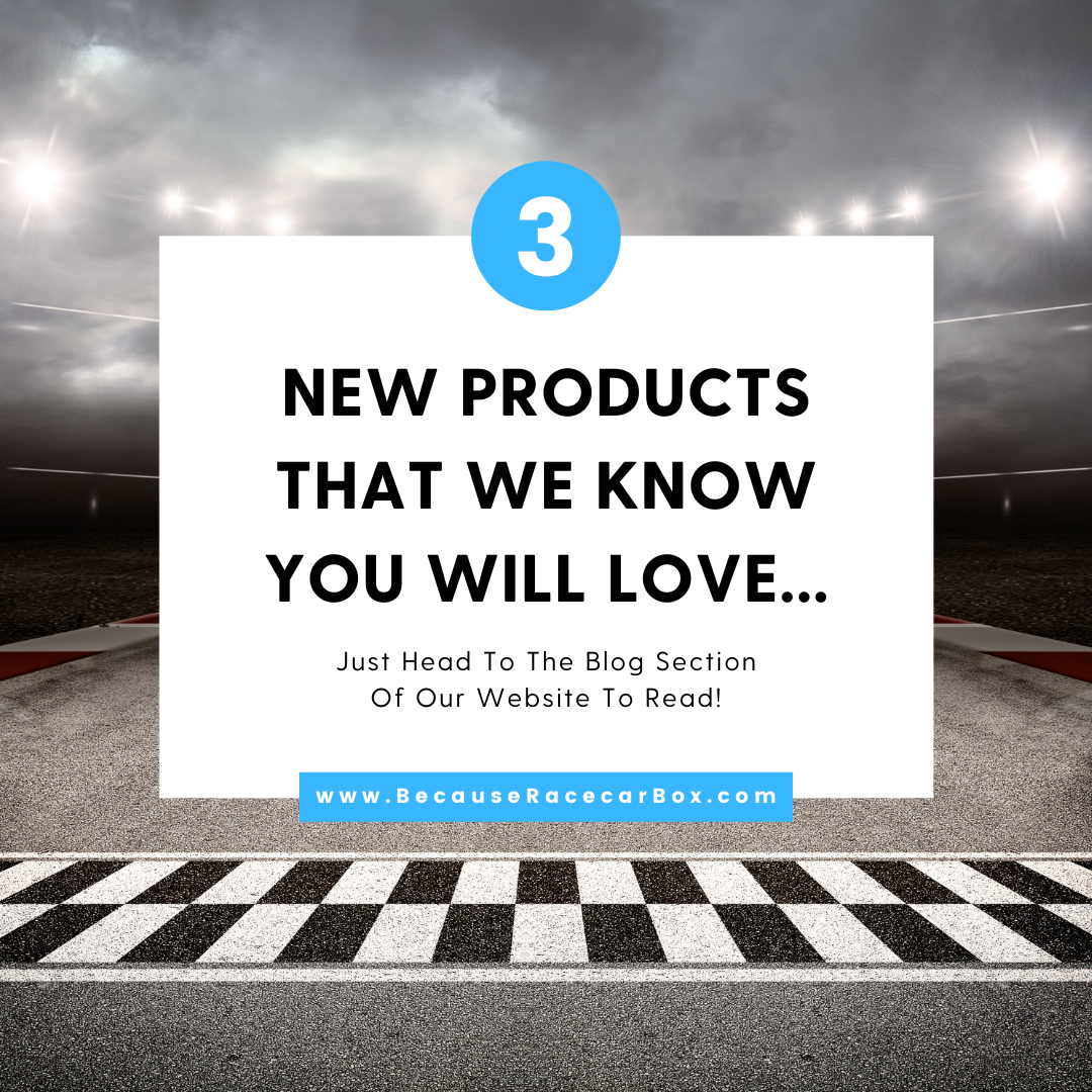 3 New Products That We Know You Will Love...