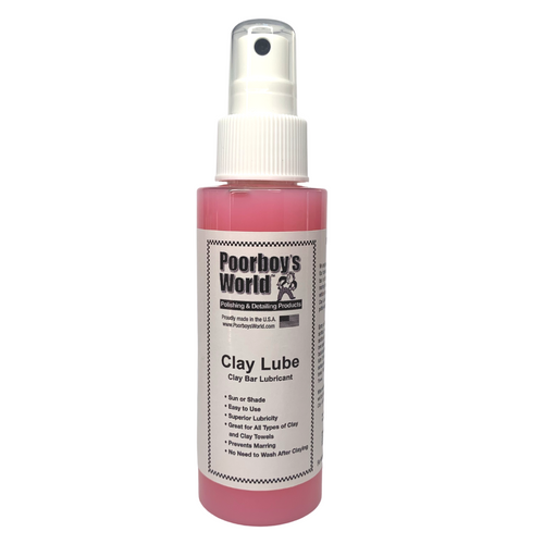 Poorboy's World Clay Lube 100ml