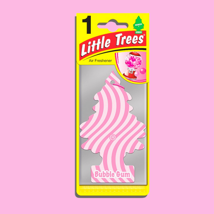 Bubblegum Litte Trees