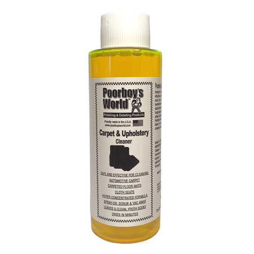 Poorboy's World Carpet And Upholstery Cleaner 100ml