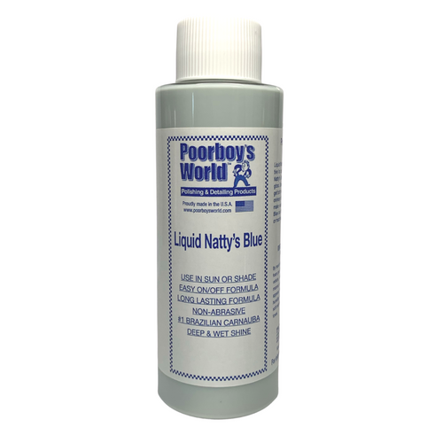Poorboy's World Liquid Natty's Blue 100ml