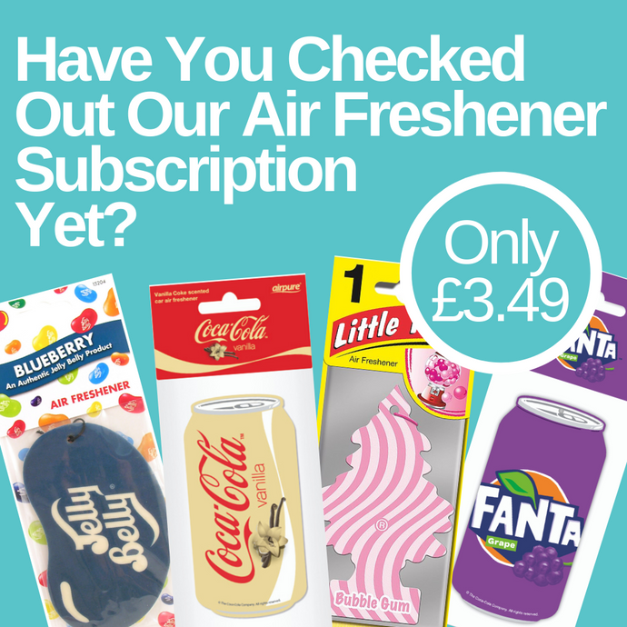 Air Freshener Subscription - 2 Per Month