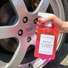 Pink Wheel Cleaner