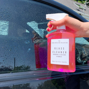Pink Glass Cleaner